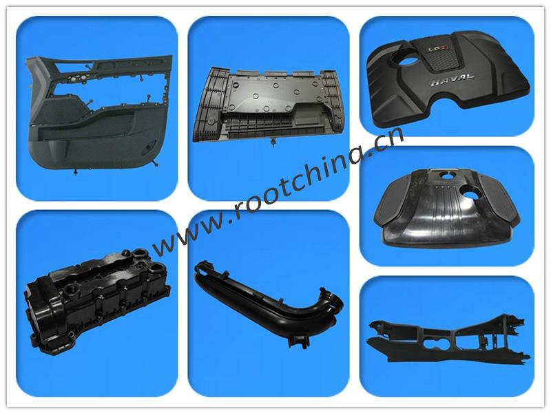 Plastic Injection Mould for Motorbike Parts