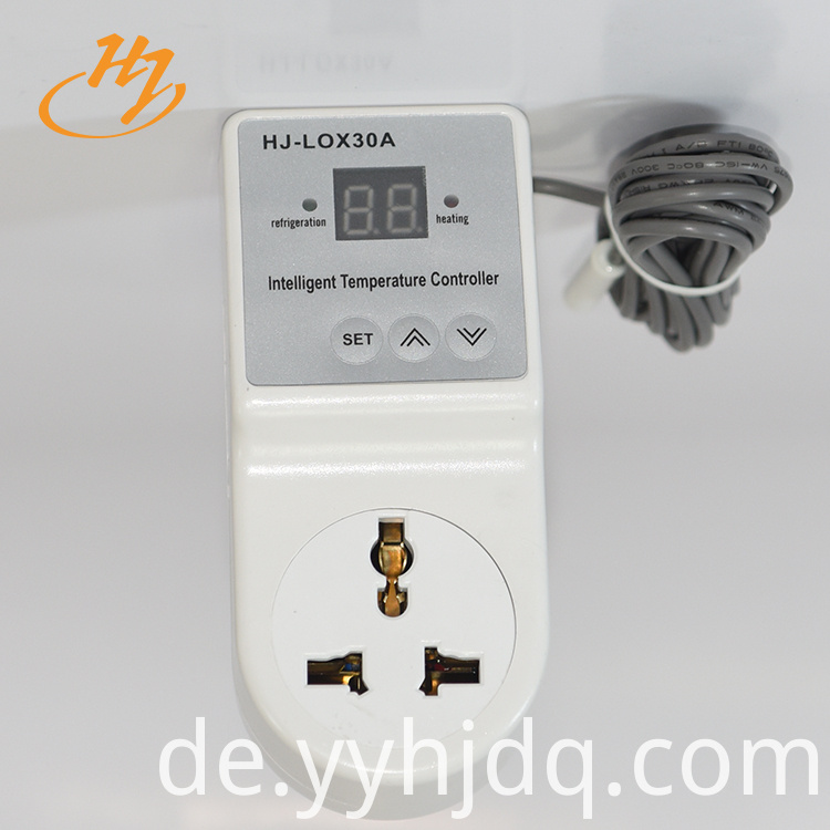 Universal Type 230V-30A Plug-In Temperature Controller
