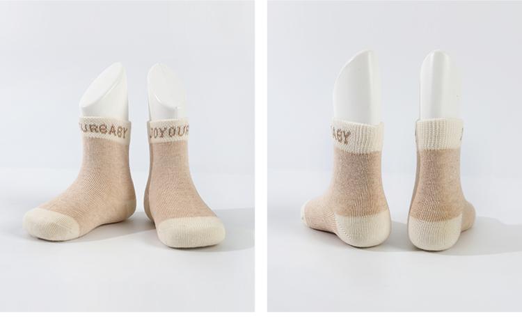 Organic Cotton New Born Socks