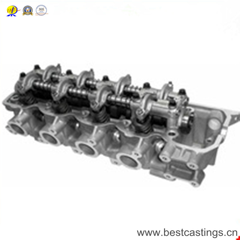 Hot Sale Qd32 Cylinder Head for Auto Part