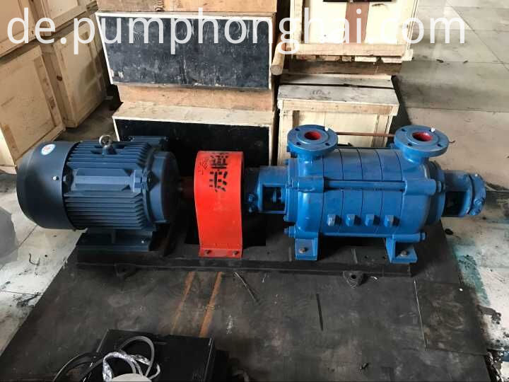 Mulistage Boiler Feed Water Pump