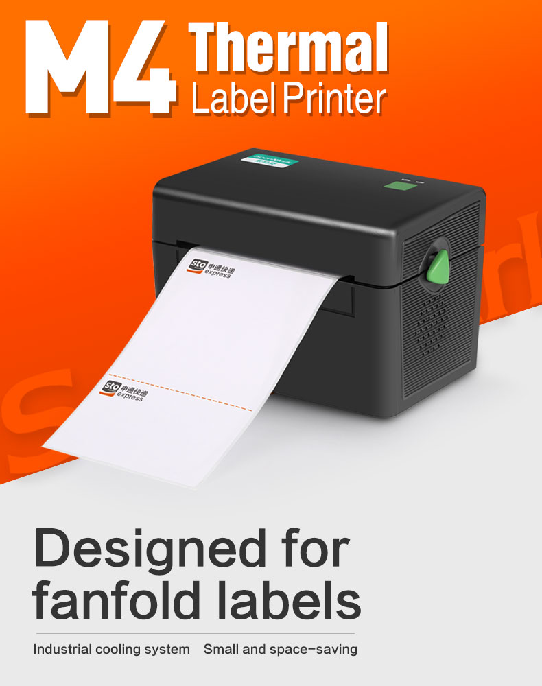 4X6 shipping label printer