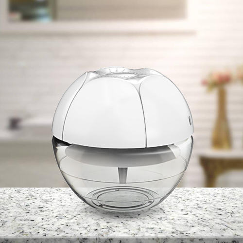 Innovated Water Washing Technology Odor and Allergen Removing Air Purifier