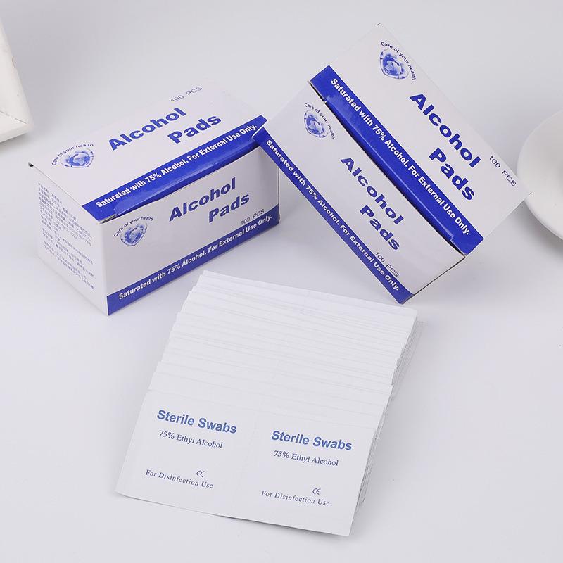 定制 小包 医用 护理 垫 超细 纤维 布 印花 设计 Eo 无菌