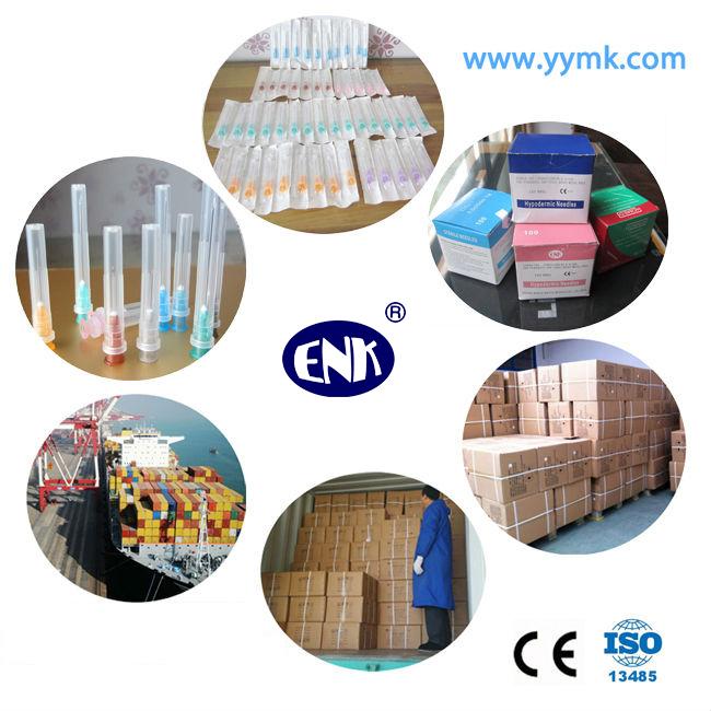 Medical Disposable Hypodermic Injection Needle for Syringe (ENK-HN-001)