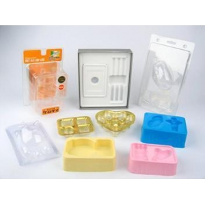 Embossing Plastic Packaging