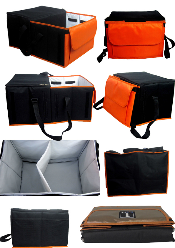 Multifunctional Car Organizer Cooler Bin (YSCLB00-146)