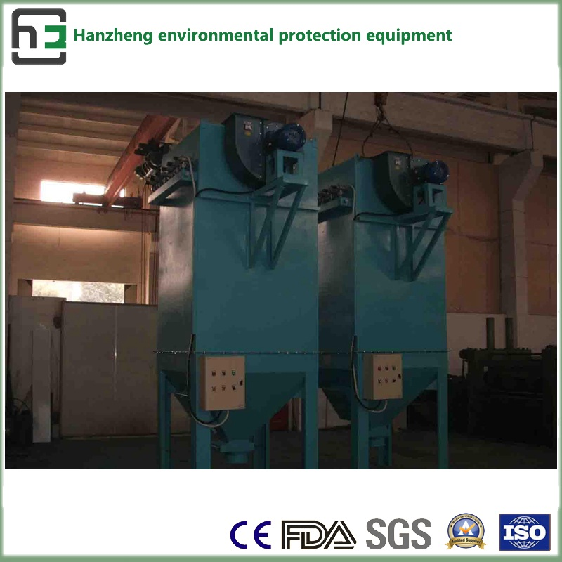 Melting Production Line-1 Long Bag Low-Voltage Pulse Dust Collector