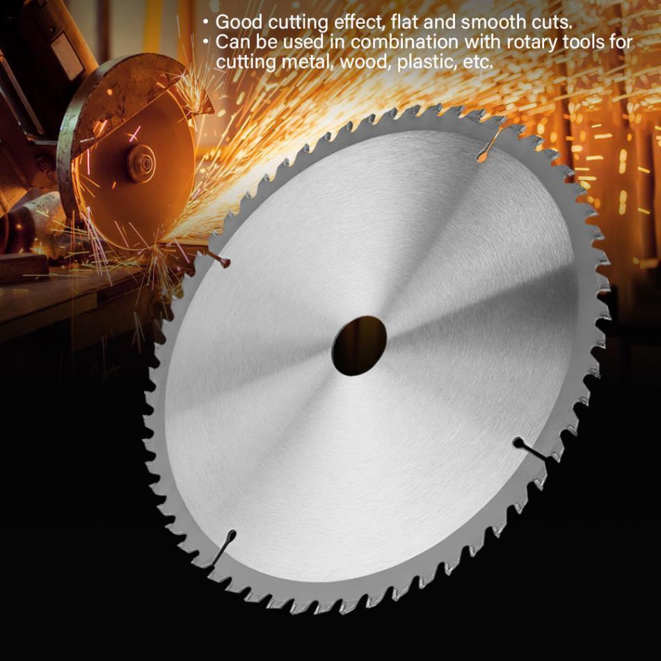 Carbide Circular Saw Blade Tct Cutting Disc for Metal Wood