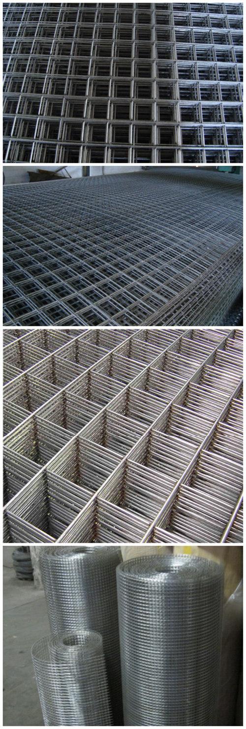 Easily Assembled Welded Wire Mesh / Welded Mesh / Welded Mesh Panel