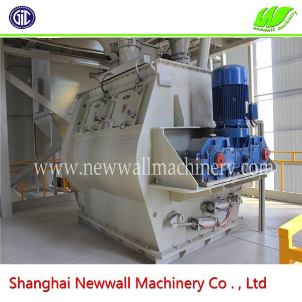10tph Semi-Automatic Dry Mortar Mixer-1