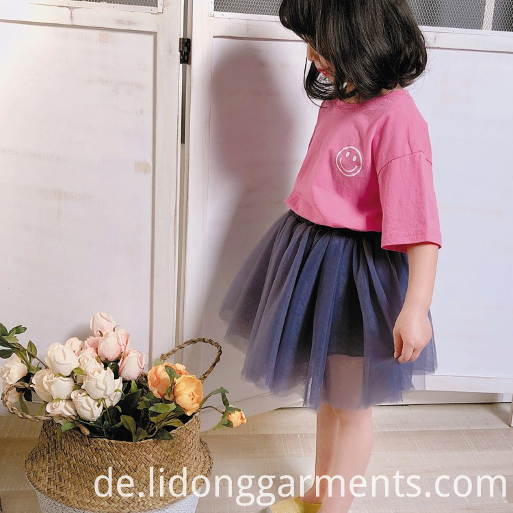 Skirt for Girls Design
