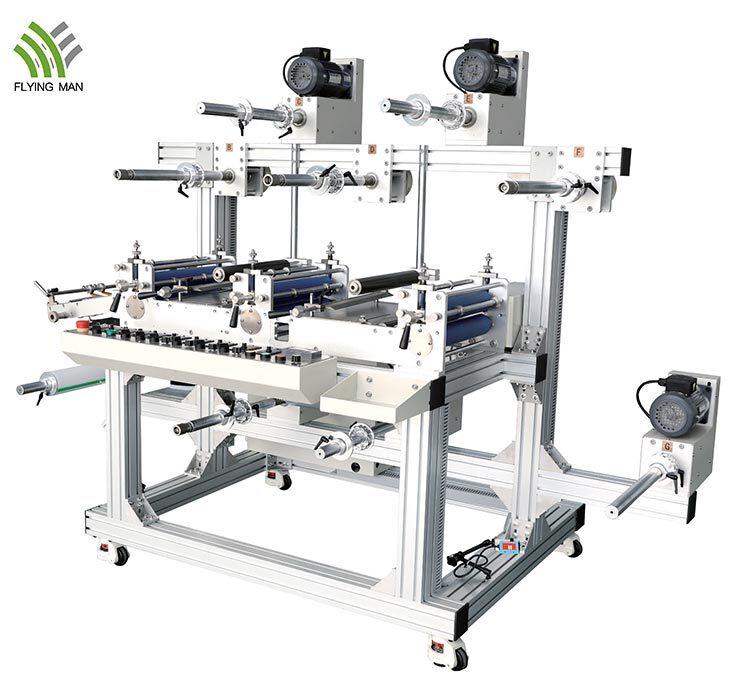 Multifunctional laminating machine