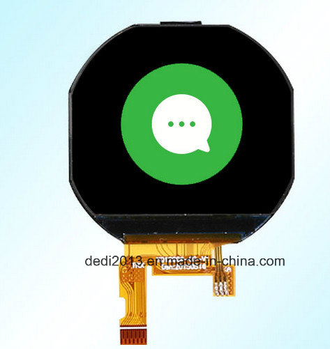 1.22 Inch 240X 204 TFT Screen Circular LCD Display