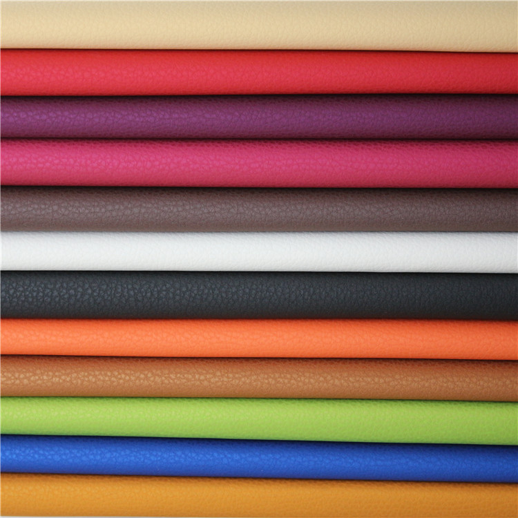 High Abrasion-Resistant PVC Material Automotive Leather for Car Seat, Car Interior