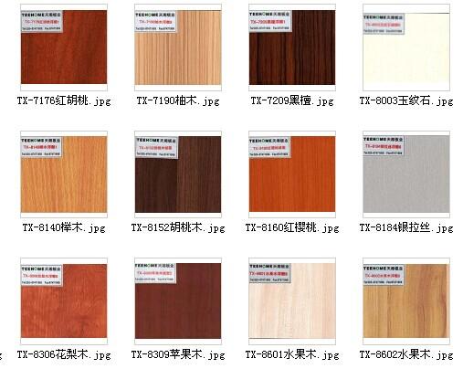 1220*2440 Melamine MDF Building Material Factory for Furniture (standard size)