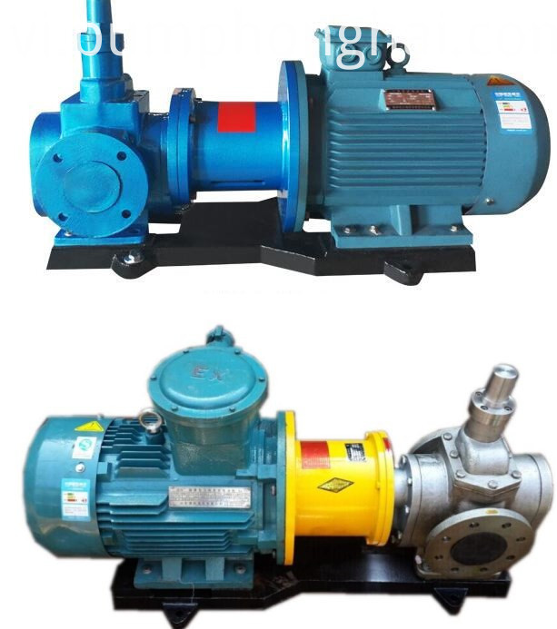 No Leakage Magnetic Pumps