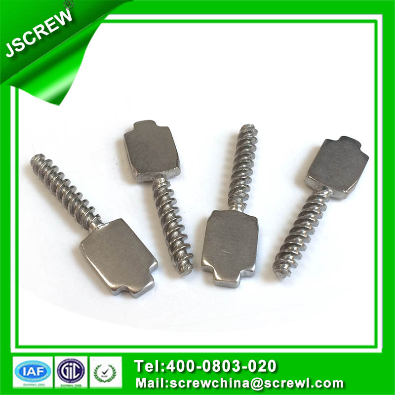OEM M4.5 Steel Special Head Tapping Screw for Furniture