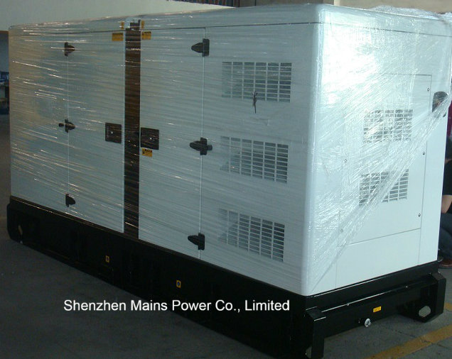 300kVA 240kw Standby Rate UK Engine Silent Diesel Generator Set