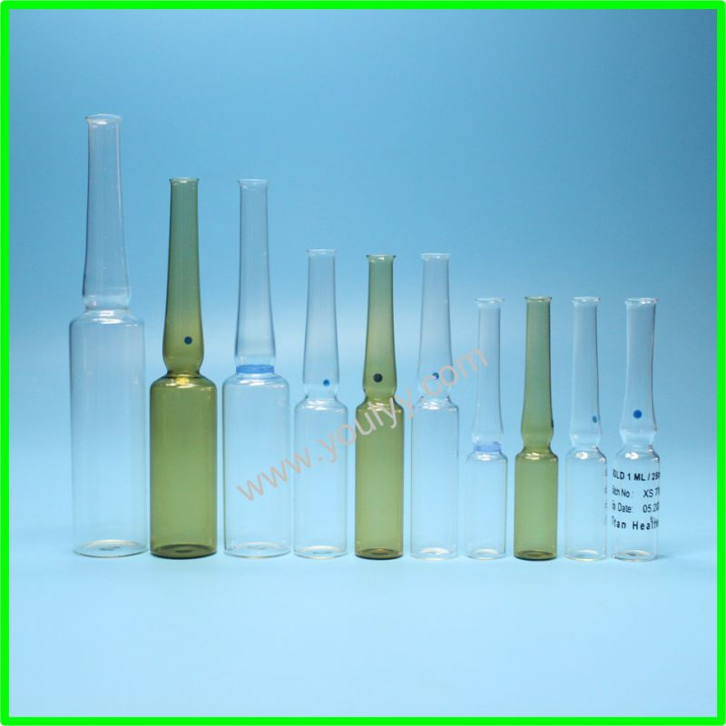 Opening Glass Ampoules