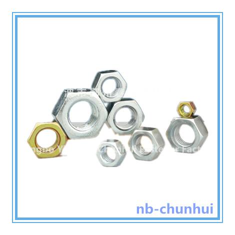 Hex Nut GB6170 M20-M80 45#