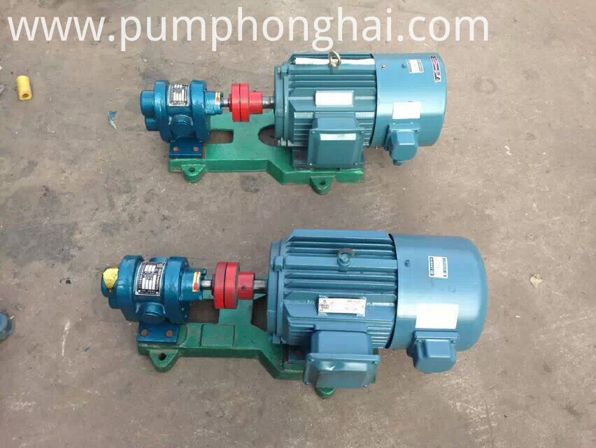 2CY series cast iron electric gear oil pump