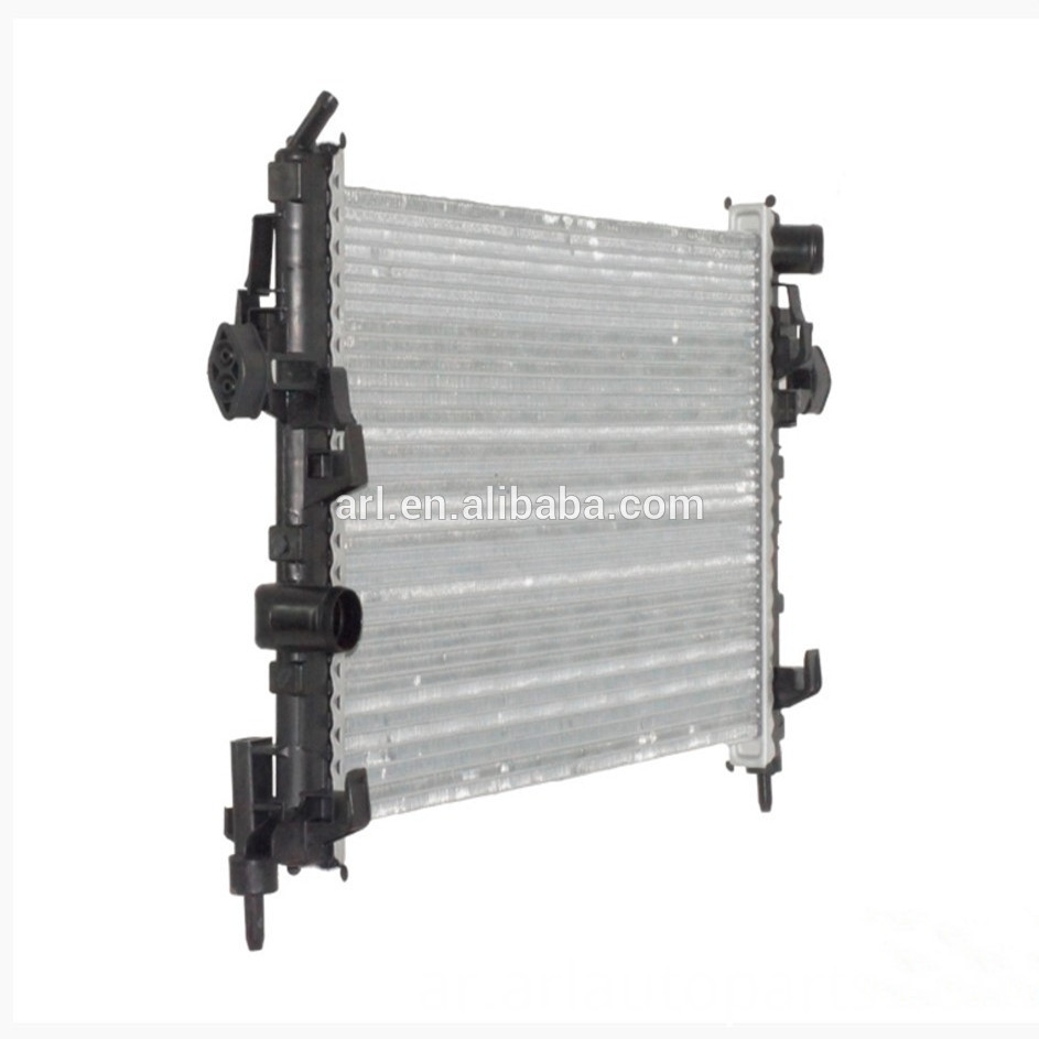 car aluminum auto radiator