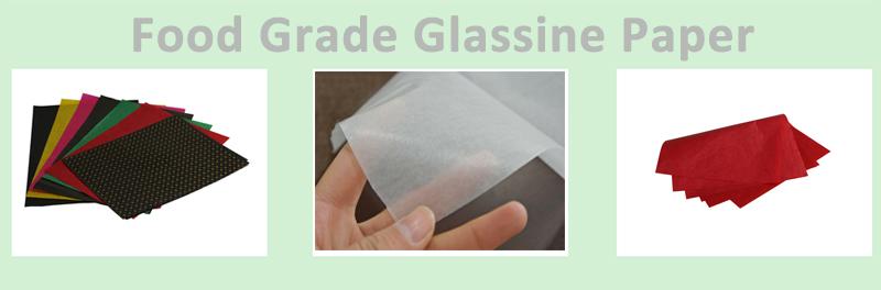Food Grade Silicone Glassine Paper Non-Stick Cakecup Paper