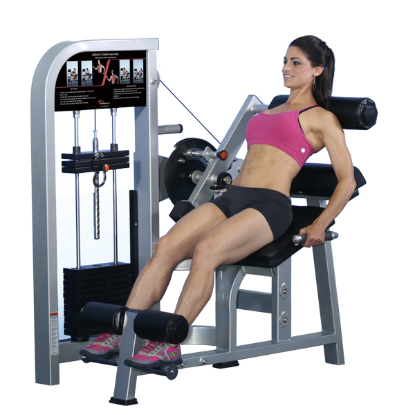 Gym Equipment for Back Extension/Ab Crunch (PF-1005)
