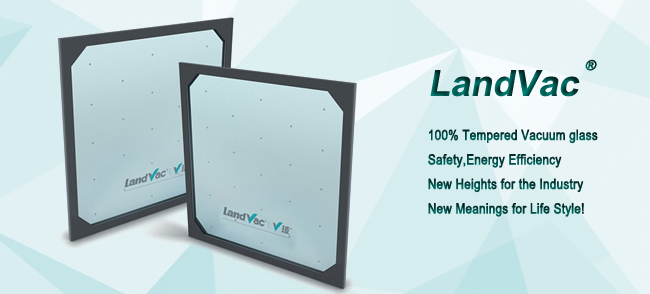 Landvac Low Price Thermal Insulation Tempered Vacuum Glass for Aquarium