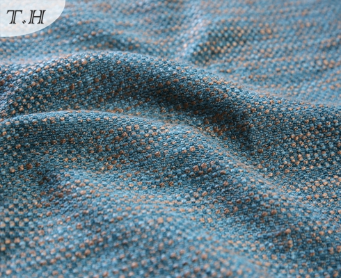 Chair Upholstery Fabric Linen Yarn Design for Sofa
