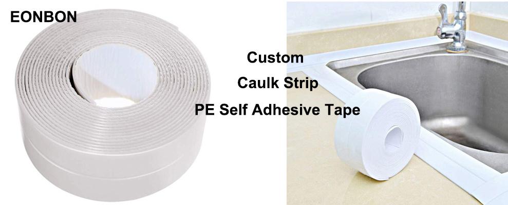 Caulk Strip Sealing Tape