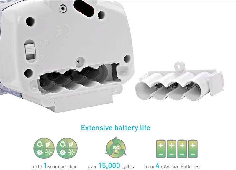 V-410 Infrared Soap Dispenser Automatic Soap Dispenser Urinal Sanitizer