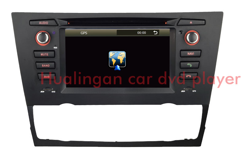Special Car DVD GPS for BMW 3 Series E90 E91 E92 E93 with Bluetooth/Radio/RDS/TV/Can Bus/USB/iPod/HD Touchscreen Function Automatic Air Conditioner (HL-8798GB)