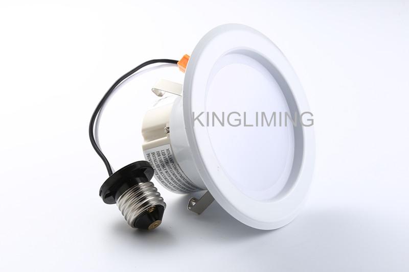 ETL Energy Star 4inch 5inch 6inch Retrofit Kits LED Downlights 10W 15W