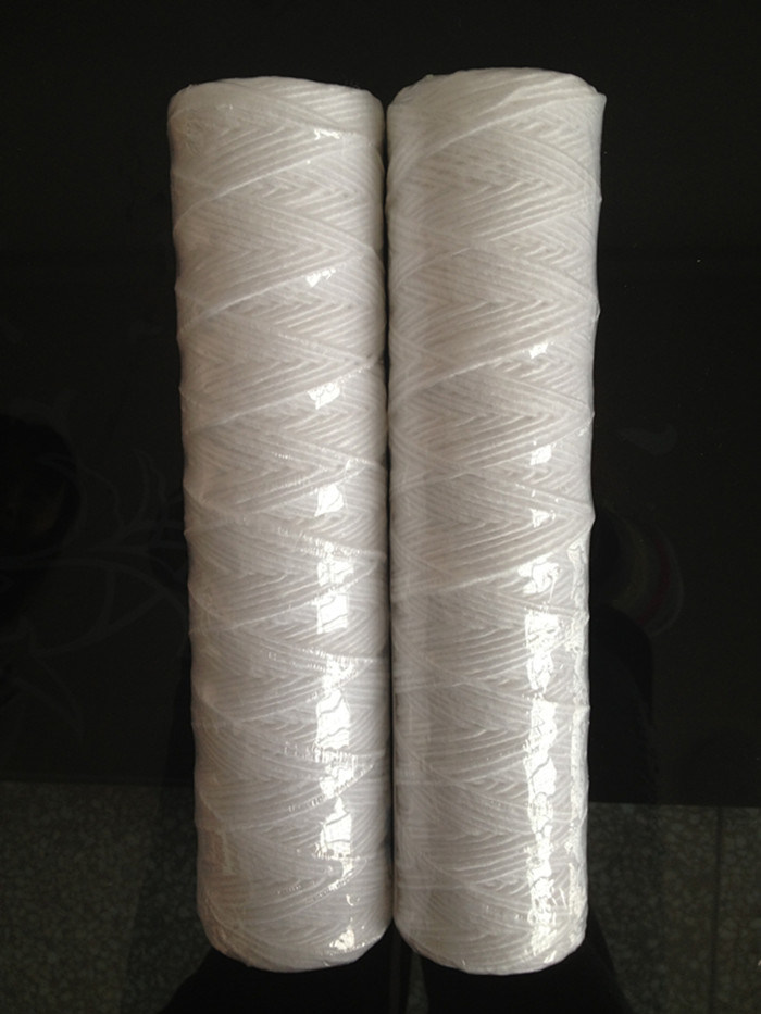 PP spun filter cartridge