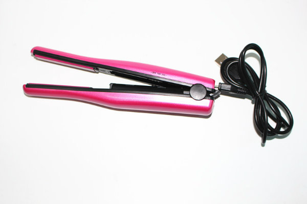 Newest Mini Rechargeable Cordless Hair Straightener