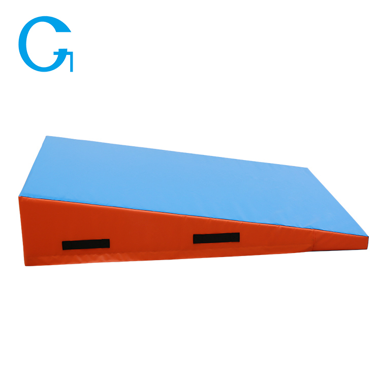 cheese wedge skill shape incline mat