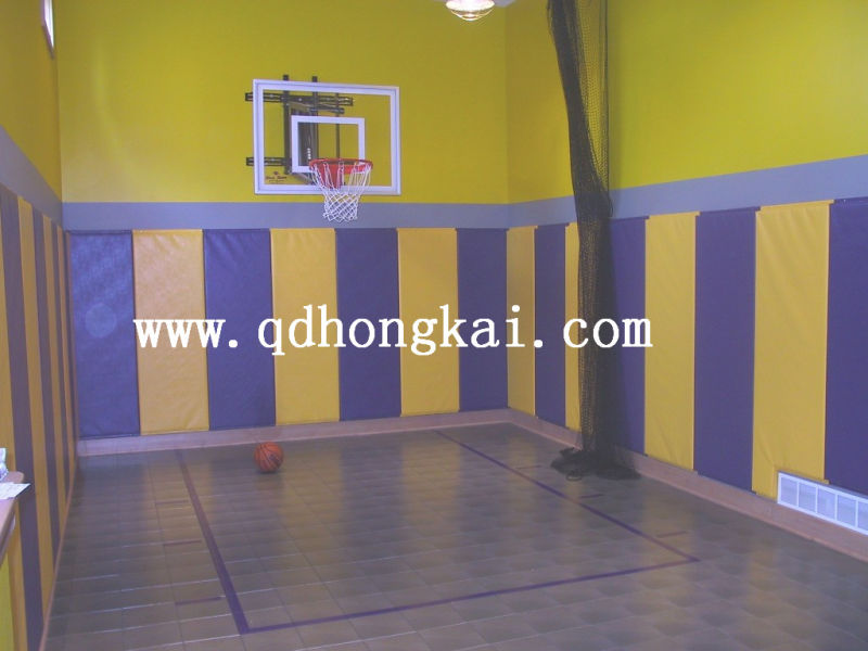 Wall Padding for Gyms
