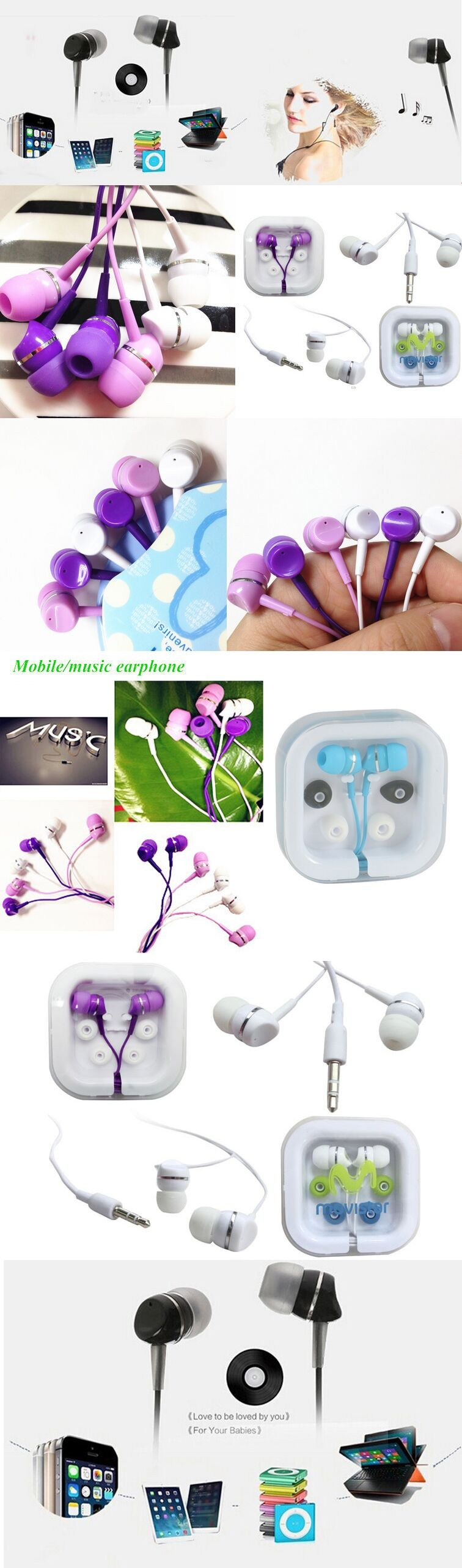 Feminine Headphones
