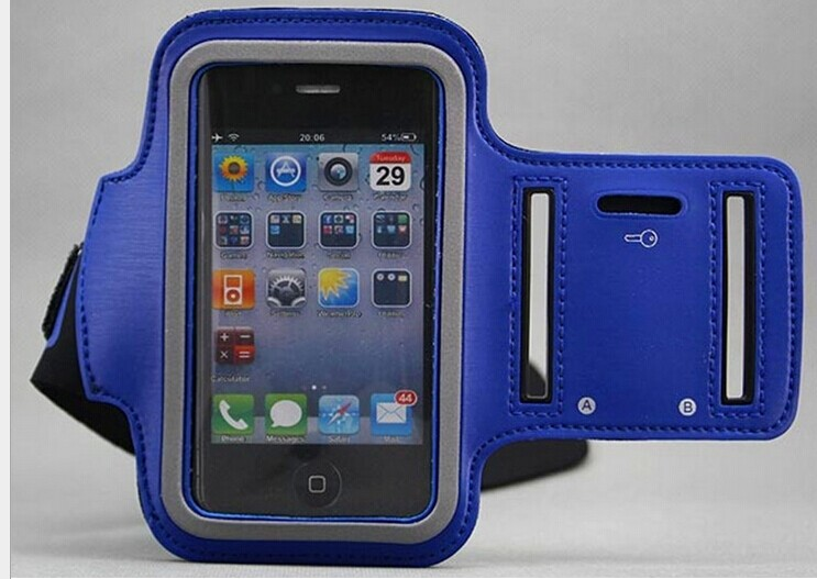 Reflective Holder Arm Band for iPhone
