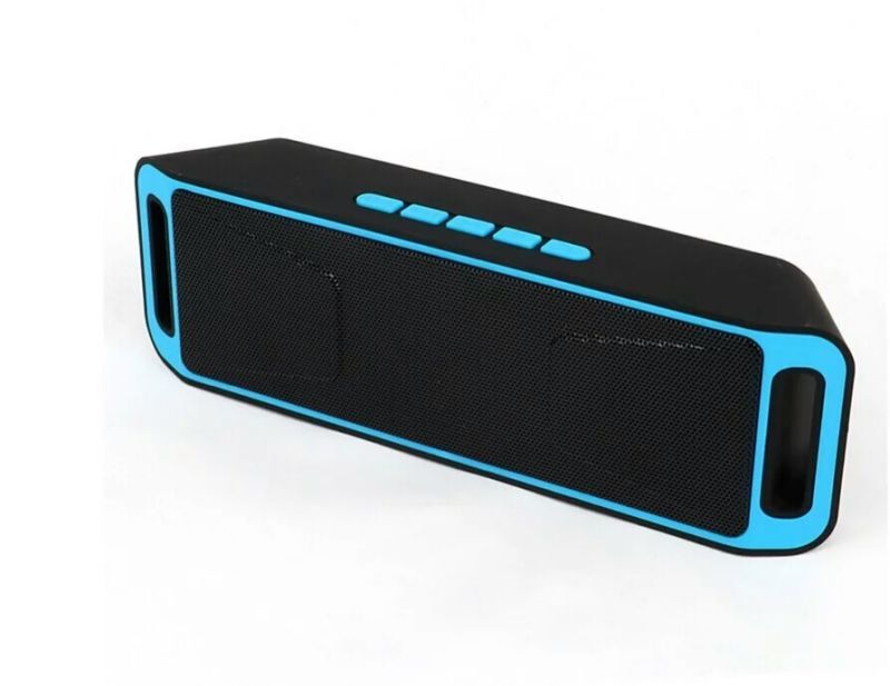 Best Price Flash LED 2.0 Portable Bluetooth Speaker
