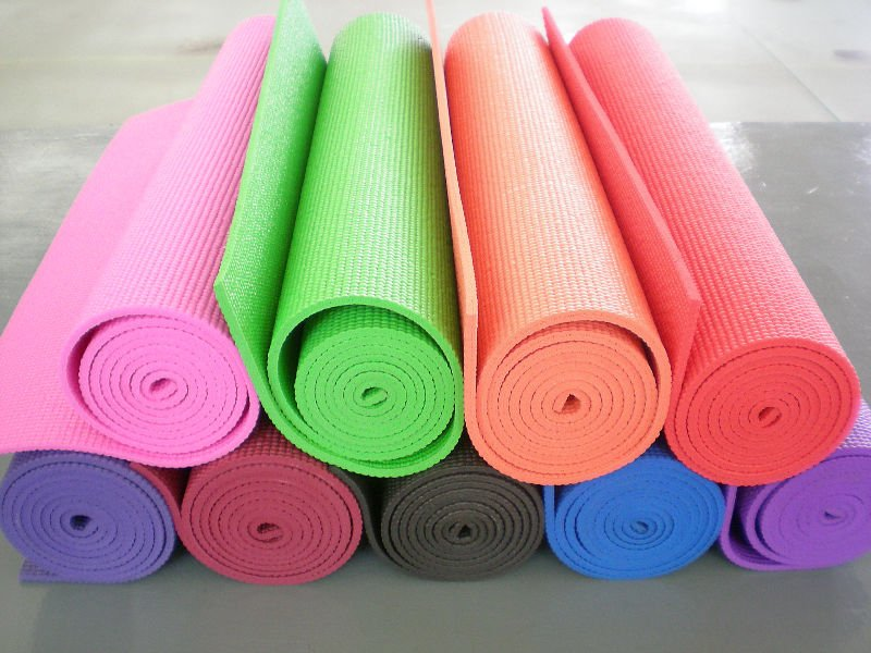 Printed Yoga Sports Mat