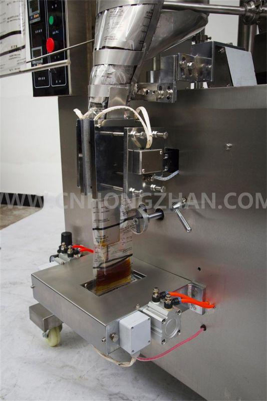 Hongzhan HP100L Automatic Liquid Packing Machine for Paste Jam Sauce