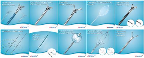 Surgical Instrument Manufacturer! ! Jiuhong Endoscopic Hemoclip/Hemostasis Clip for Israel