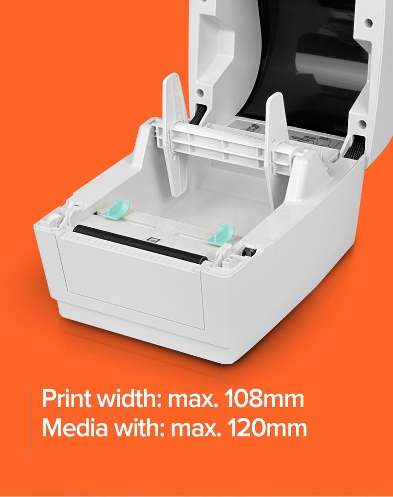 4x6 shipping barcode printer