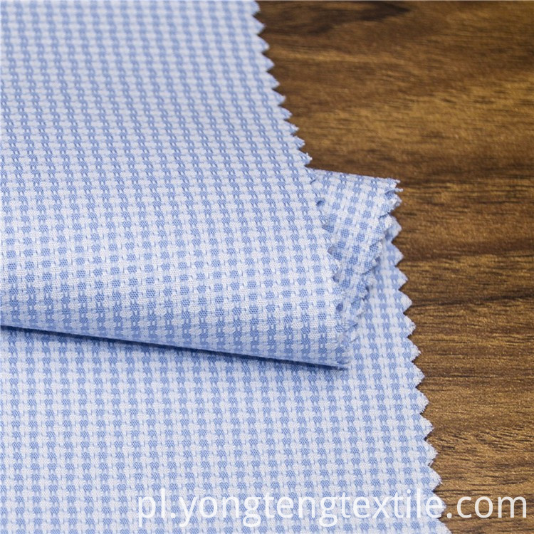 Cotton Yarn Dyed Shirt Fabrics