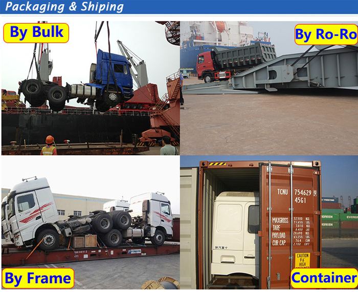 Euro4 New Design Crane Truck