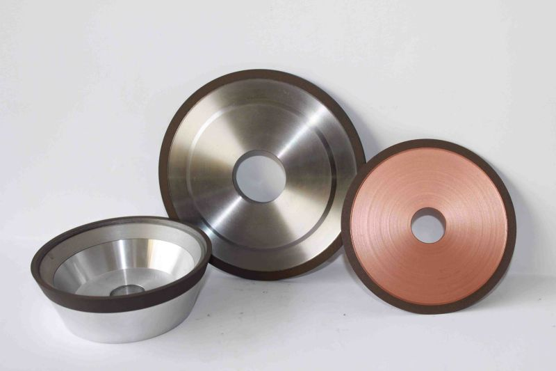 Saw and Knife Grinding, Diamond and CBN Grinding Wheels