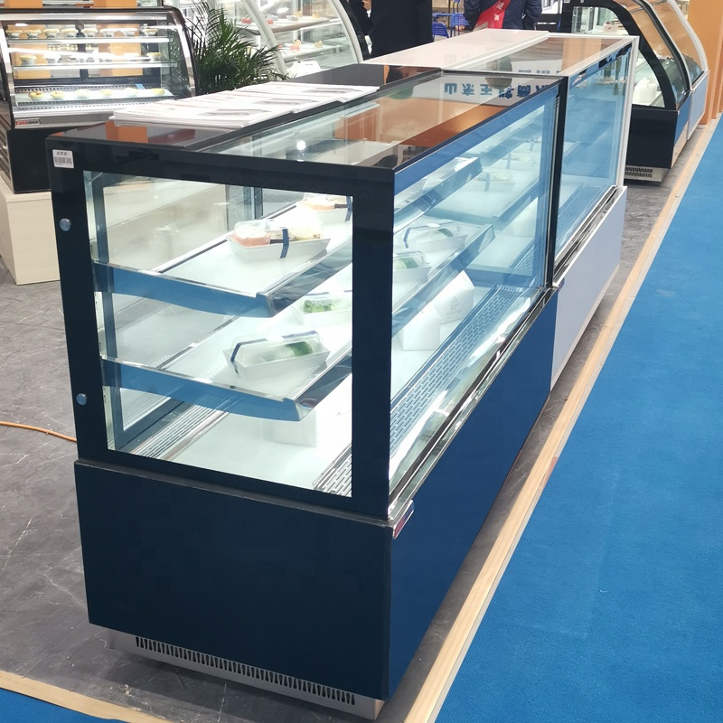 glass cooling cabinet